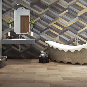 Interceramic Tile - Artisan Wood